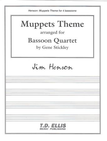 MUPPETS THEME (score & parts)