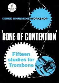 BONE OF CONTENTION (treble clef)