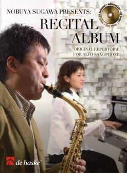 RECITAL ALBUM + CD