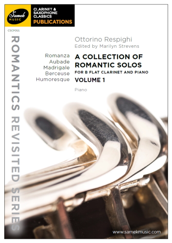 A COLLECTION OF ROMANTIC SOLOS Volume 1
