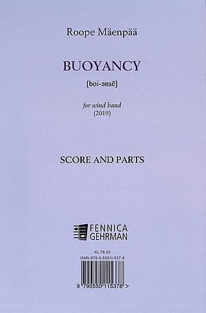 BUOYANCY (score & parts)