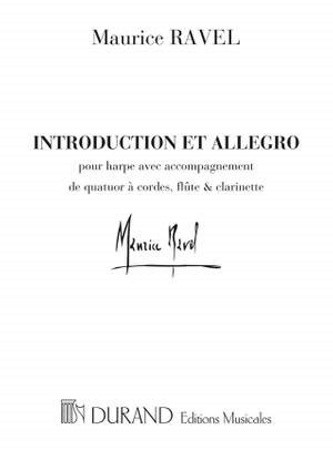 INTRODUCTION AND ALLEGRO (set of parts)