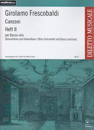 CANZONI Book 1