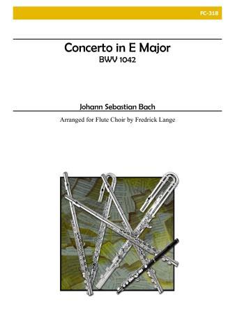 CONCERTO in E major, BWV 1042