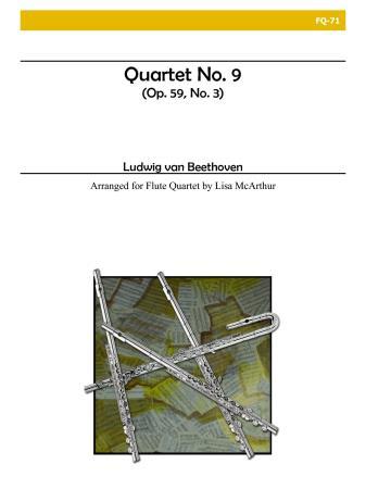 STRING QUARTET No.9