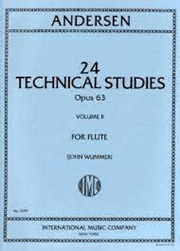 24 TECHNICAL STUDIES Op.63 Volume 2