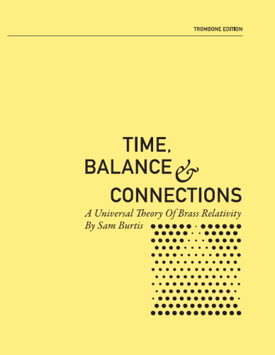 TIME, BALANCE & CONNECTIONS
