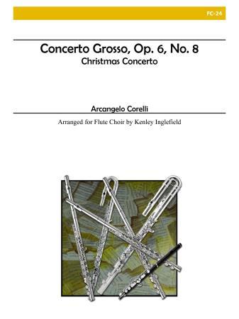 CONCERTO GROSSO Op.6 No.8, 'Christmas Concerto'
