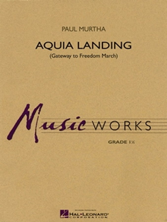 AQUIA LANDING (score)