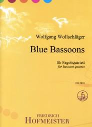 BLUE BASSOONS