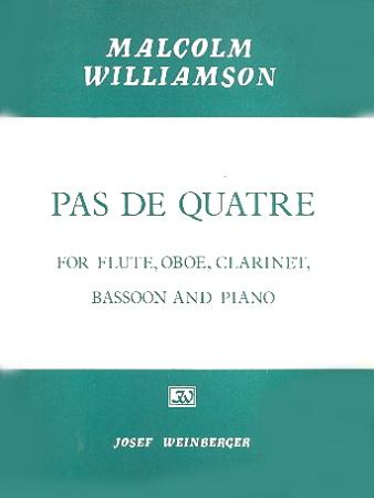 PAS DE QUATRE (score & parts)
