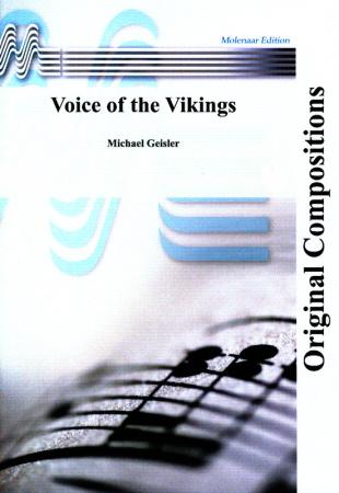 VOICE OF THE VIKINGS (score & parts)