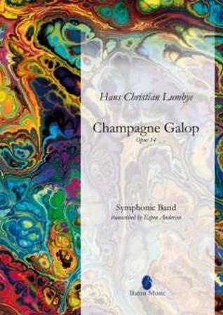 CHAMPAGNE GALOP