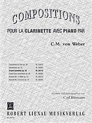GRAND QUINTETTO Op.34