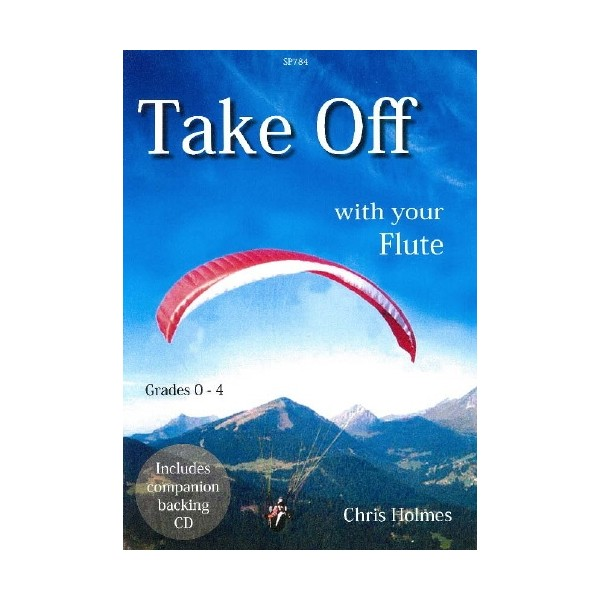 TAKE OFF with your Flute + CD