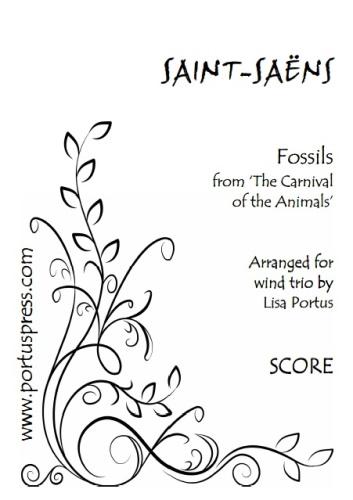FOSSILS (score & parts)