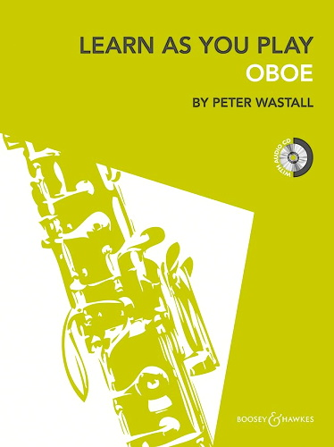 LEARN AS YOU PLAY OBOE + CD