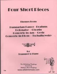4 SHORT PIECES