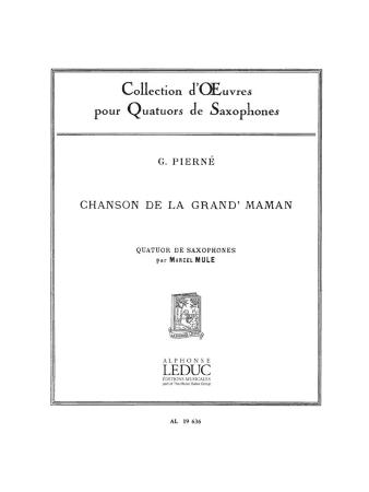 CHANSON DE GRAND' MAMAN