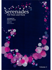 SERENADES for Flute and Harp Volume 1