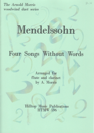FOUR SONGS WITHOUT WORDS
