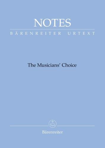 BARENREITER NOTES Debussy Blue