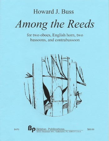 AMONG THE REEDS (score & parts)
