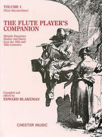 THE FLUTE PLAYER'S COMPANION Book 1