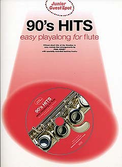 JUNIOR GUEST SPOT: 90s Hits playalong + CD