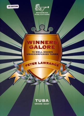 WINNERS GALORE Tuba Part (bass clef)