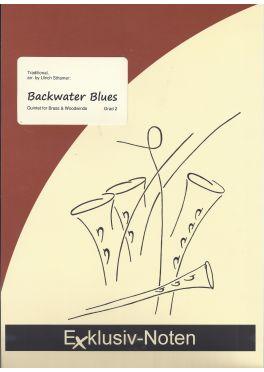 BACKWATER BLUES (score & parts)