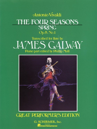 THE FOUR SEASONS Spring Op.8 No.1