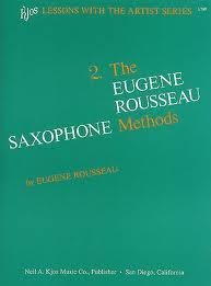 THE EUGENE ROUSSEAU METHOD Volume 2