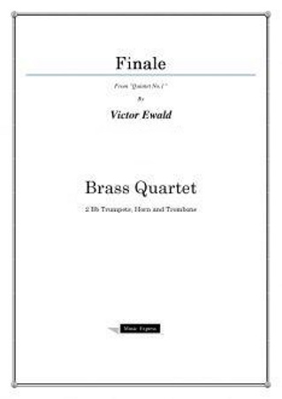 FINALE from Quintet No. 1