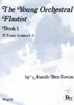 THE YOUNG ORCHESTRAL FLAUTIST Book 1