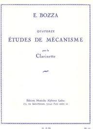 14 ETUDES DE MECANISME