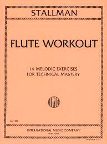 FLUTE WORKOUT 14 Melodic Exercises