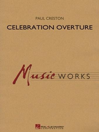 CELEBRATION OVERTURE (REVISED EDITION) (score)