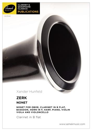 ZERK (score & parts)
