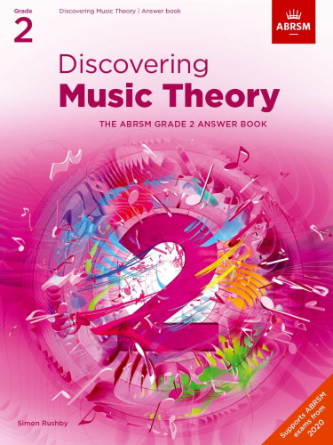 DISCOVERING MUSIC THEORY Grade 2 Answer Book