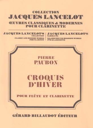 CROQUIS D'HIVER