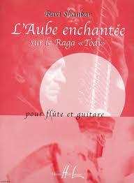 L'AUBE ENCHANTEE on the Raga 'Todi'