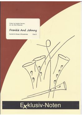 FRANKIE AND JOHNNY (score & parts)