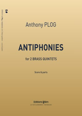 ANTIPHONIES score & parts