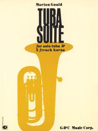 TUBA SUITE (score & parts)