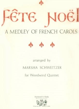 FETE NOEL (score & parts)