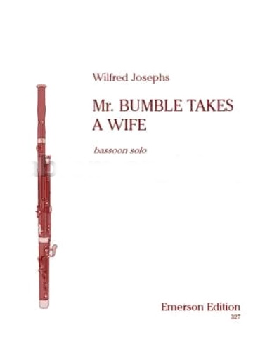 MR BUMBLE TAKES A WIFE
