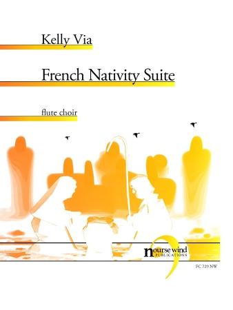 FRENCH NATIVITY SUITE (score & parts)