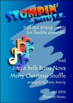 JINGLE BELLS BOSSA NOVA & MERRY CHRISTMAS SHUFFLE (score & parts)