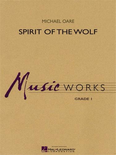 SPIRIT OF THE WOLF (score)